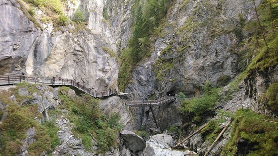 Kitzlochklamm Gorge