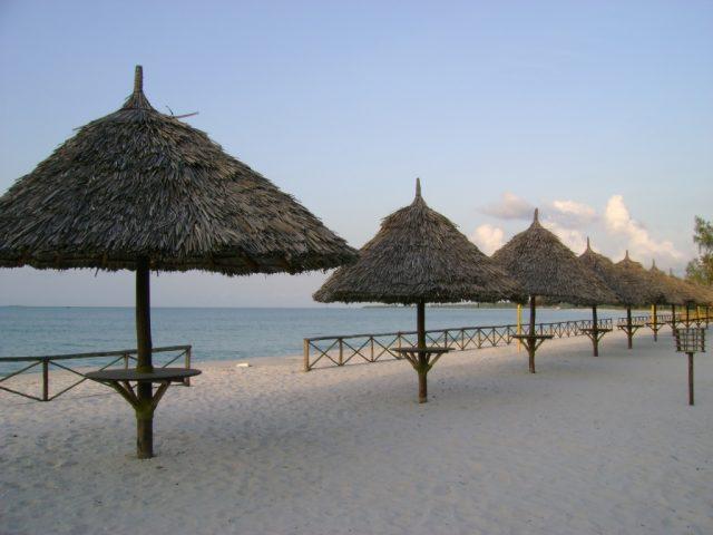 South Beach in Dar es Salaam