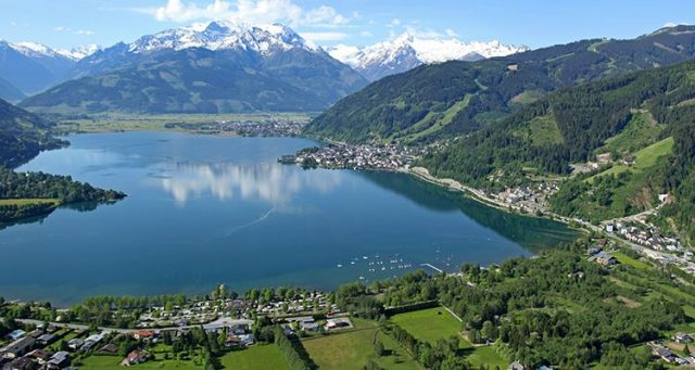 tourism in Zell Am see
