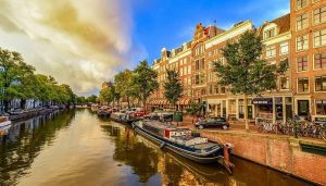 tourism in rotterdam netherlands