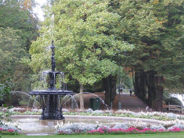 حديقة Kungsparken