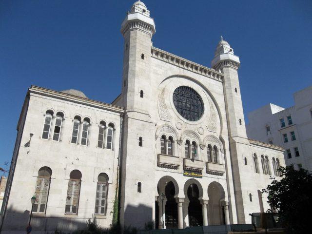 السياحة في وهران مسجد كنيس وهران الكبير