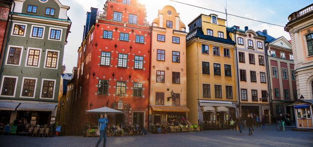 Tourism in Stockholm, Sweden 1