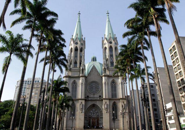 كاتدرائية Metropolitana السياحة في ساو باولو