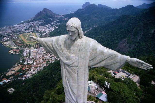 المسيح الفادي السياحة في ريو دي جانيرو