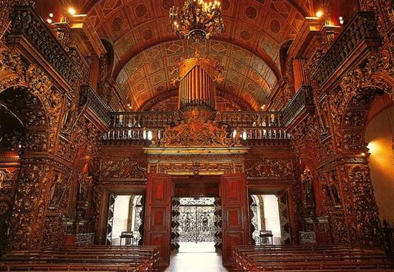 كنيسة ودير ساو بينتو