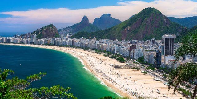 كوباكابانا السياحة في ريو دي جانيرو