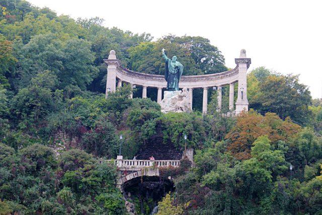 Gellért Hill budapest