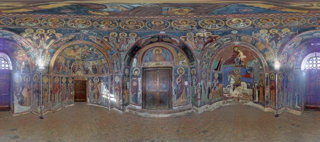 Panagia Asinou Church