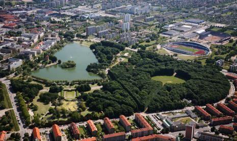 حديقة Pildammsparken