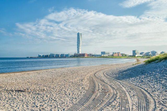 شاطئ ريبرسبورج