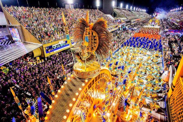 كرنفال ريو السياحة في ريو دي جانيرو