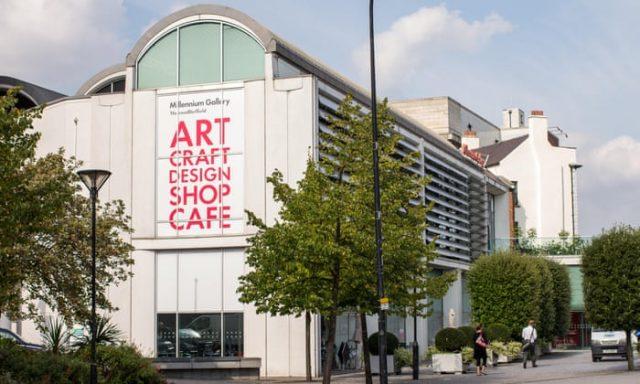 The Millennium Gallery sheffield