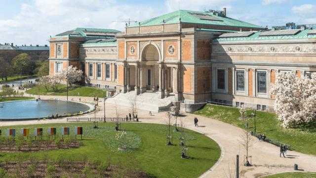 المعرض الوطني للدنمارك- السياحة في كوبنهاجن