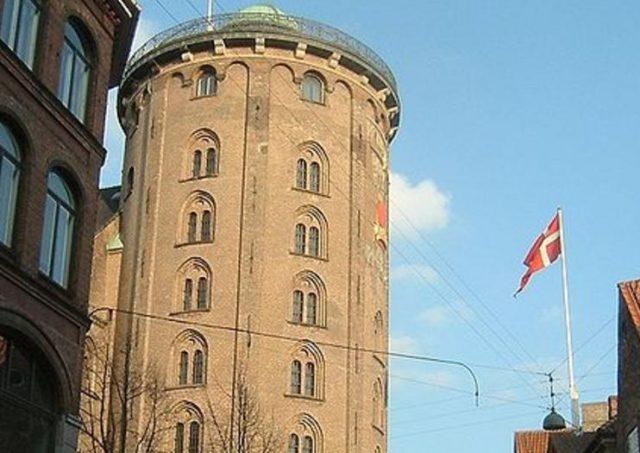 برج الجولة الدائري- السياحة في كوبنهاجن