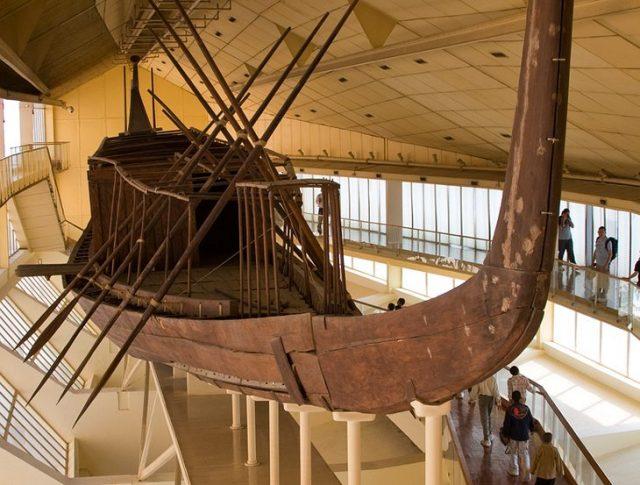 متحف مركب الشمس