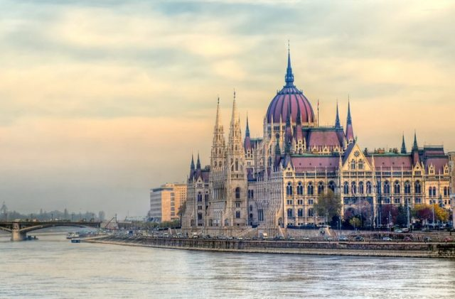 tourism in Budapest