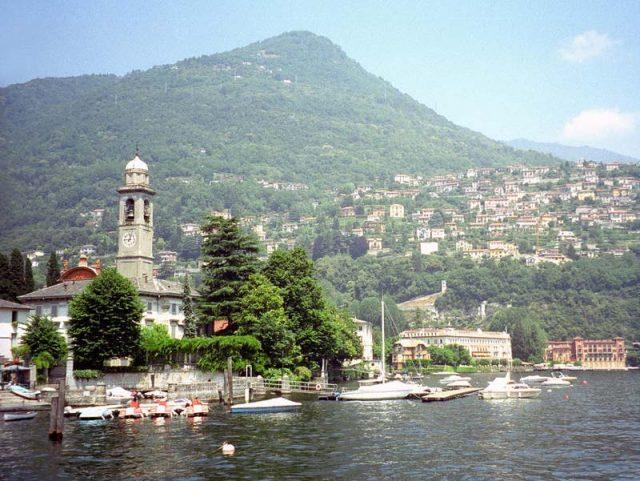 town of Cernobbio