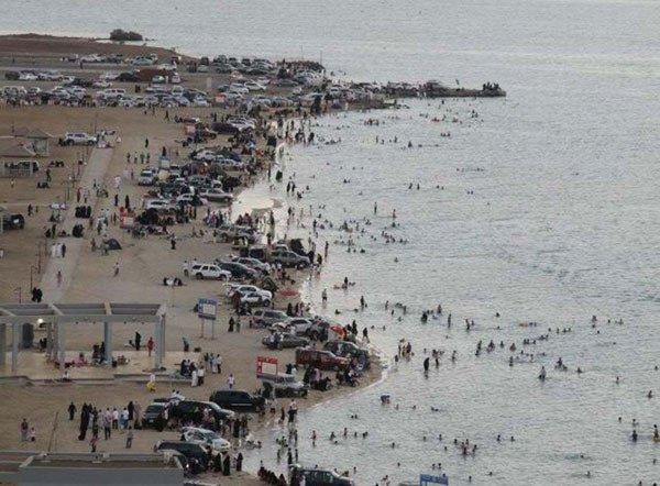 شاطئ ثول السعودية