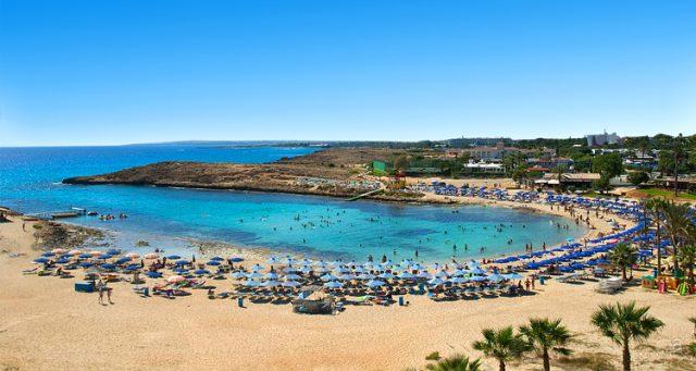 Agia Napa Bay Beaches