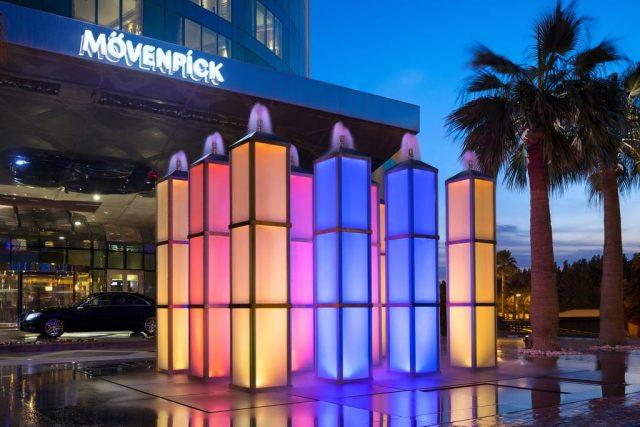 فندق موڤنبيك الخُبر فنادق الخبر خمس نجوم