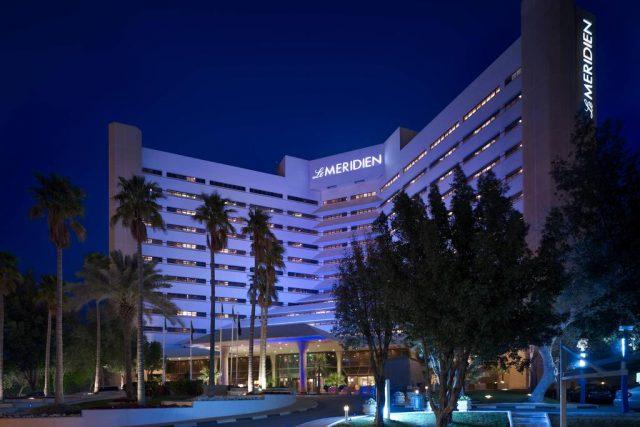 فندق مريديان الخبر فنادق الخبر خمس نجوم