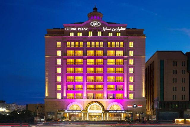 فندق كراون بلازا الخبر فنادق الخبر خمس نجوم