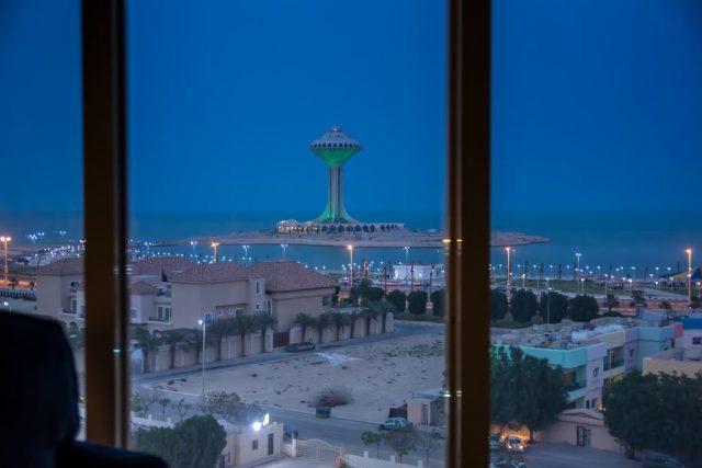 فندق شرفة الخليج فنادق الخبر على البحر