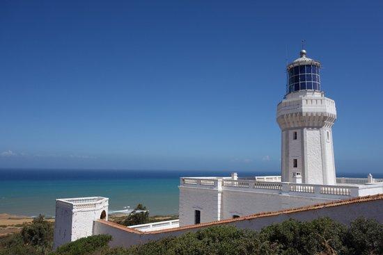 Cap Ivi Lighthouse