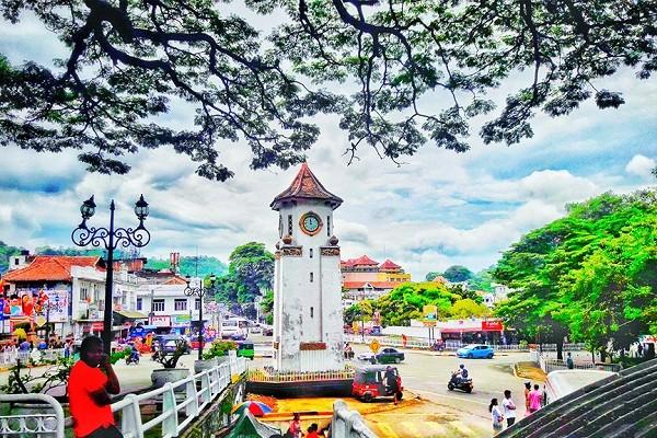 Kandy Clock Tower 1