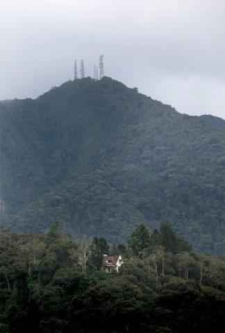 Mount Brinchang