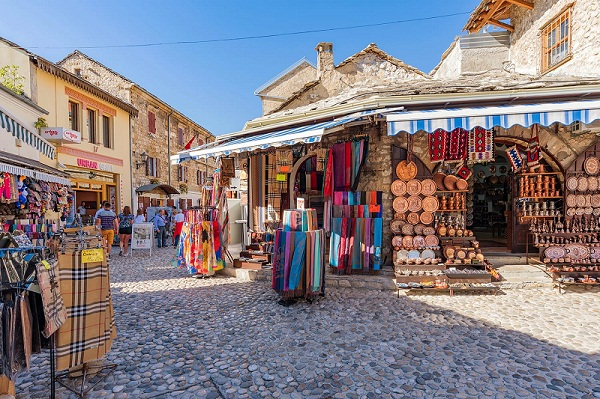 Old Market Mostar