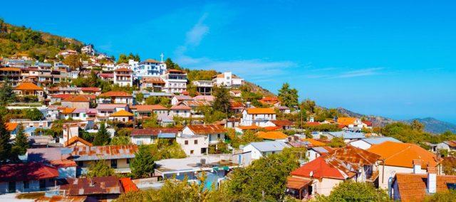 Pedoulas Village limassol