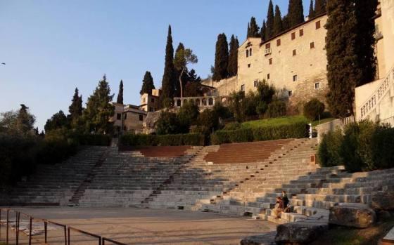 Roman Theater Archaeological Museum verona