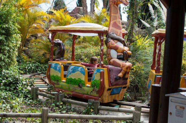 Tivoli World Park in Marbell Spain