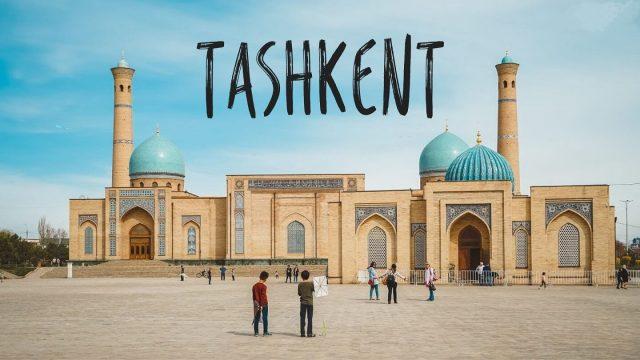 Tourism in Tashkent