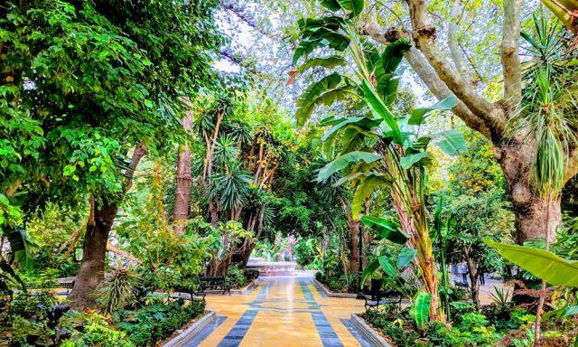 alameda park marbella Spain