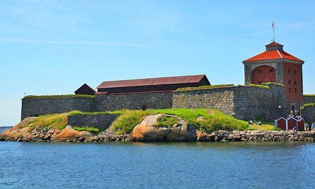 alvsborg fortress goteborg