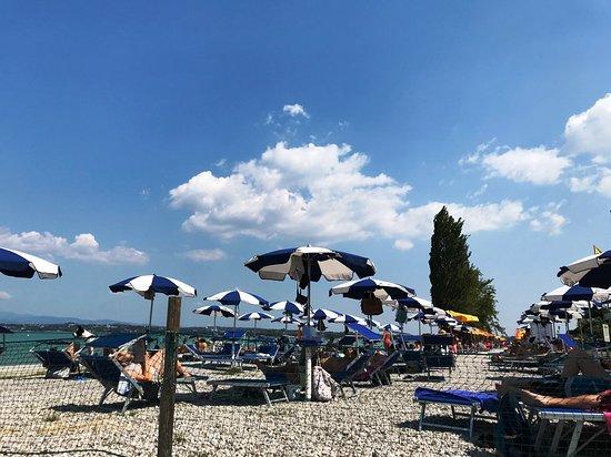 bracco baldo beach verona