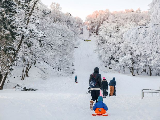gothenburg ski resort