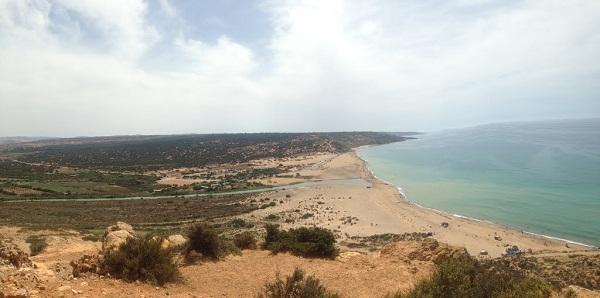 plage Ouled boughalem Mostaganem