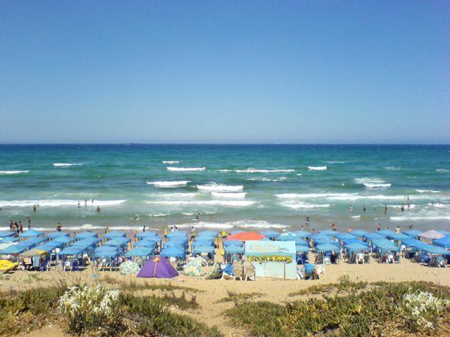 plage sablettes mostaganem