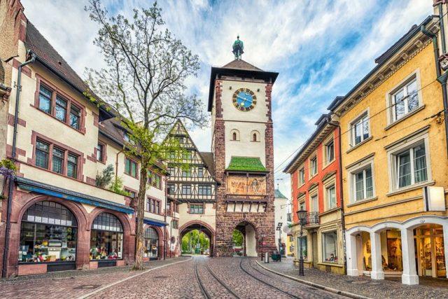tourism in Freiburg im Breisgau