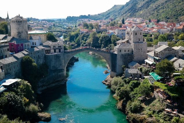 tourism in Mostar