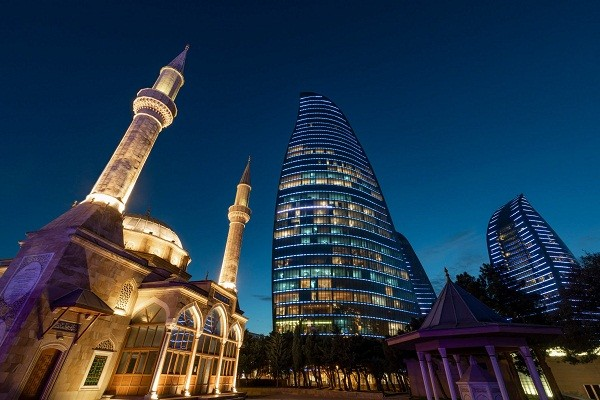 tourism in baku azerbaijan