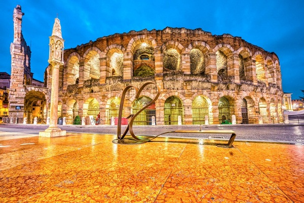 tourism in verona italy
