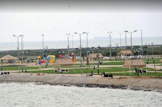 الشاطئ الشمالي