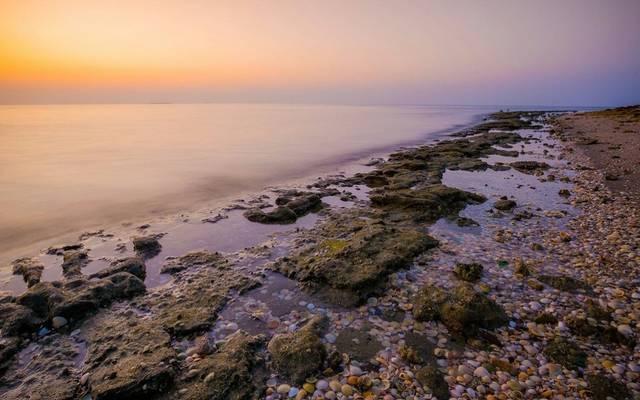 شاطئ الطرفة صبيا
