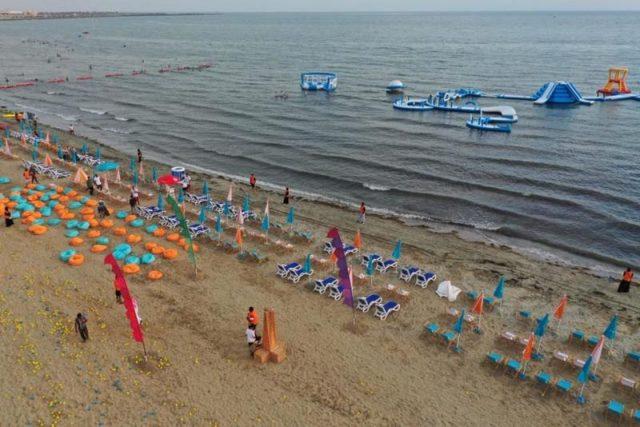 شاطئ بيتش