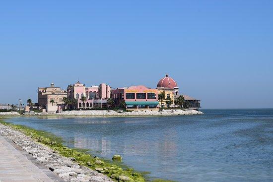 شواطئ قرية الدغيثر السياحية